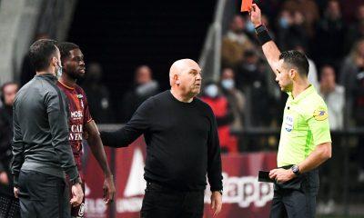 Metz/PSG - Antonetti s'en prend à Mbappé et à l'arbitrage en faveur de Paris