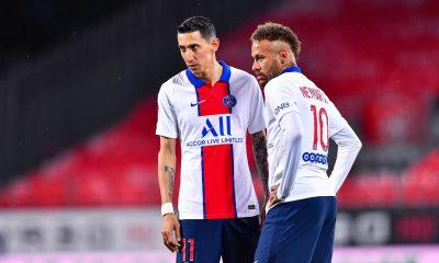 """Di Maria encense Neymar, """"une personne exceptionnelle"""", et raconte son chambrage"""