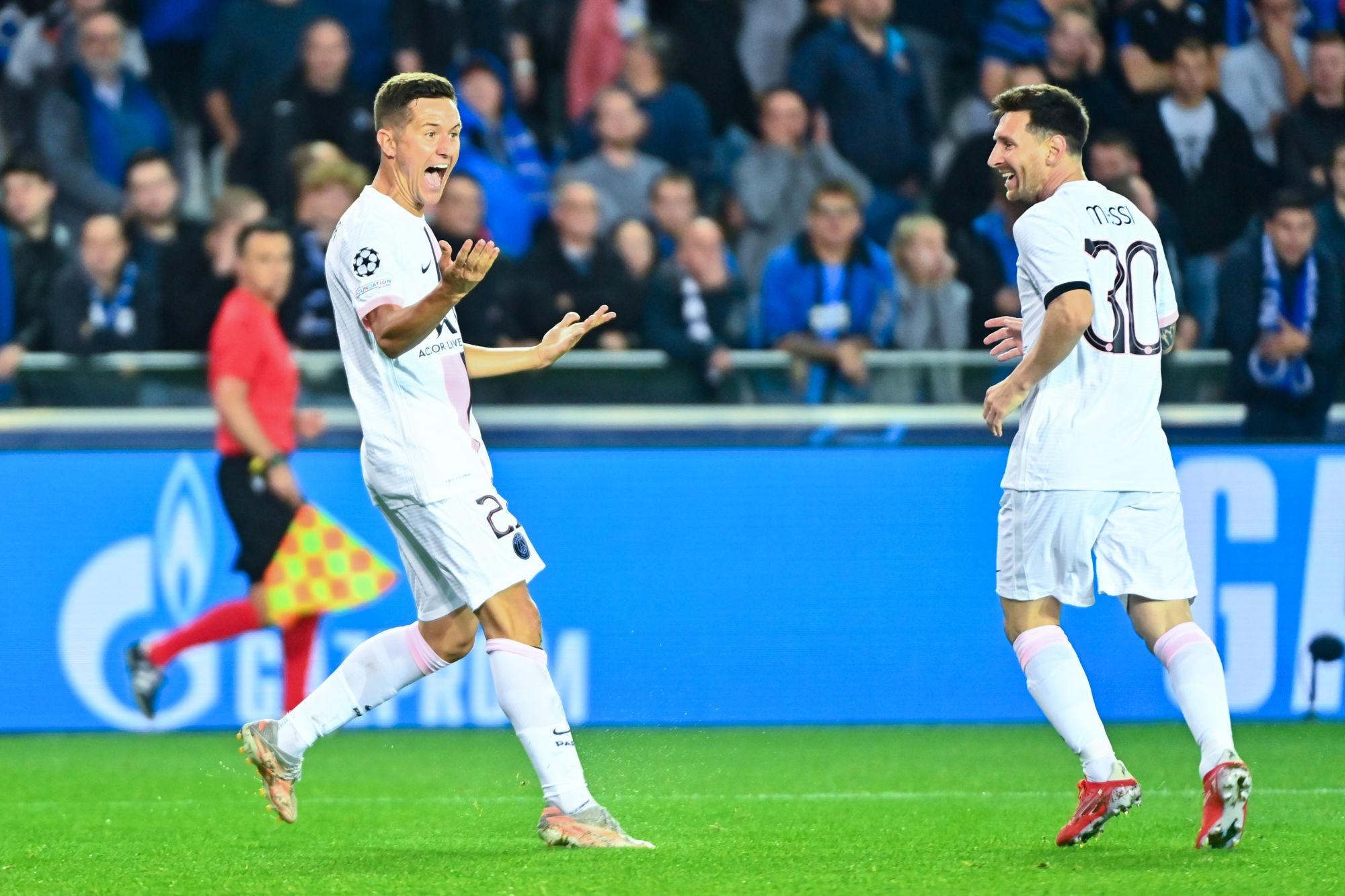 """Bruges/PSG - Herrera """"Je pense que l'on a fait assez pour gagner"""""""
