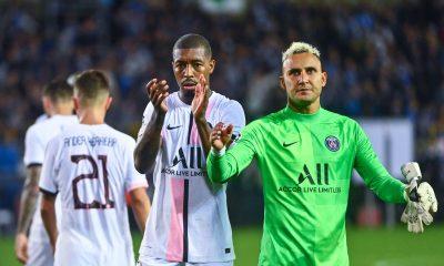 Bruges/PSG - Les notes des Parisiens dans la presse : Navas meilleur joueur d'un collectif décevant
