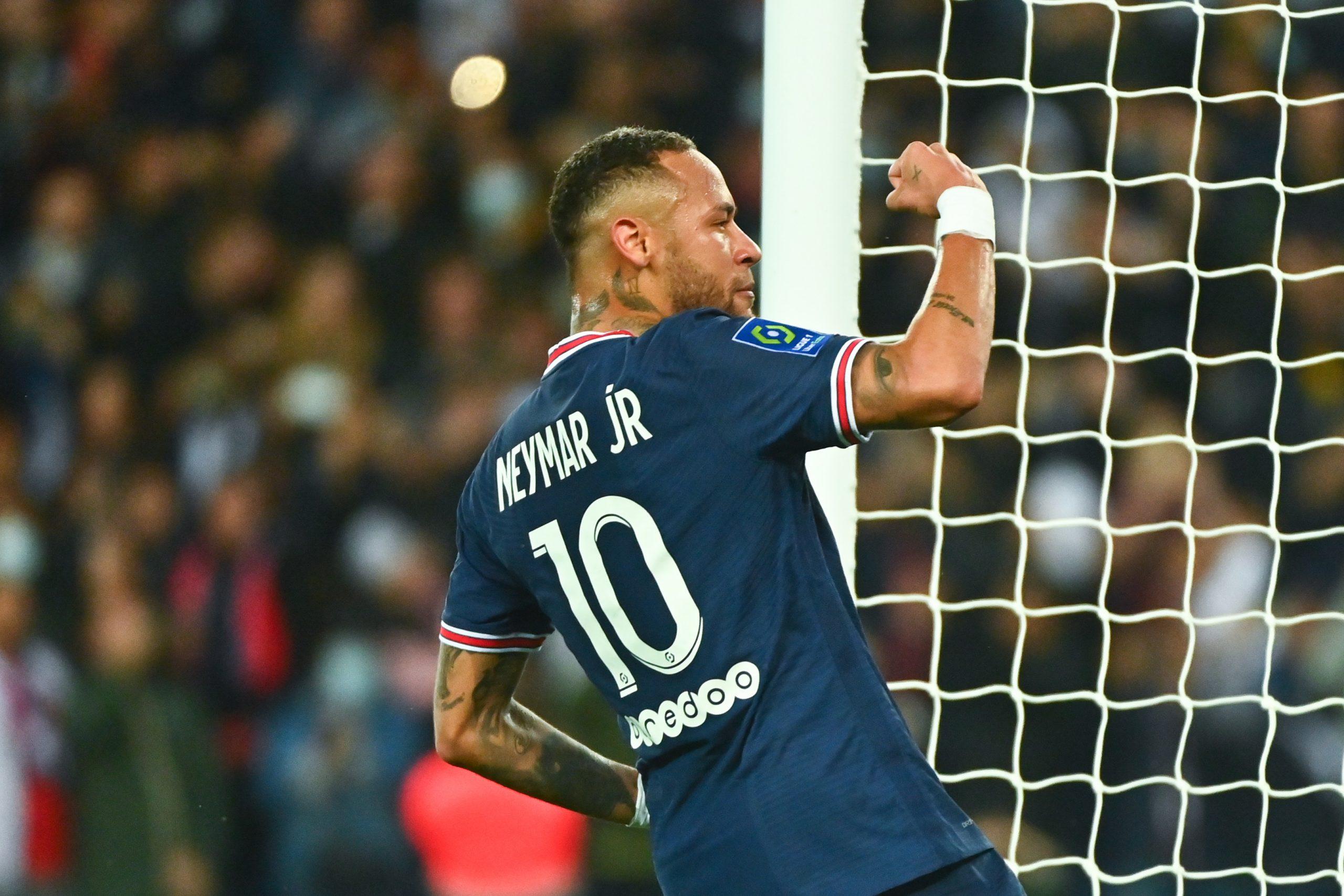 PSG/Lyon - Les notes des Parisiens : Neymar et Paris montent en puissance!