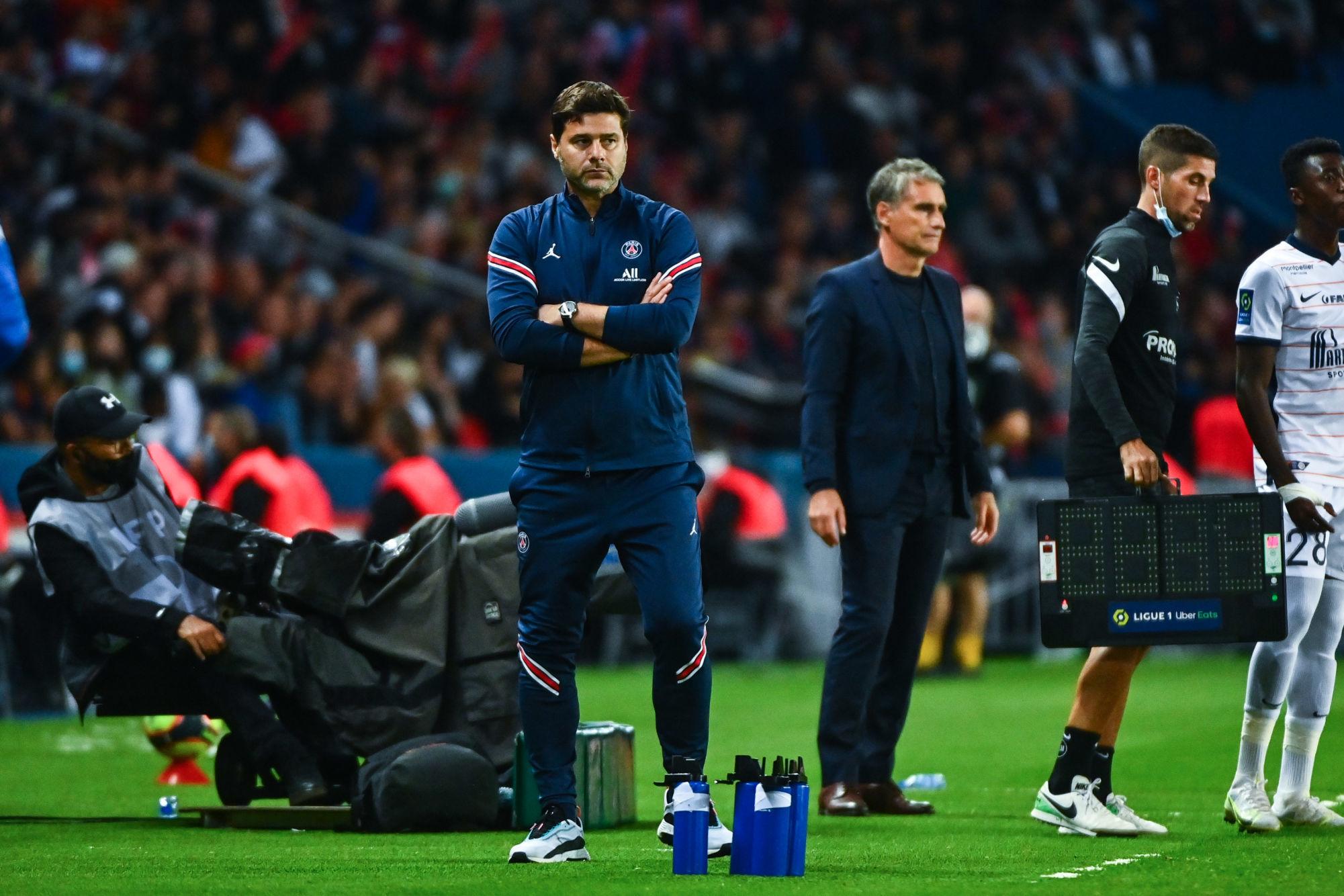 PSG/Montpellier - Pochettino en conf : progrès, gardiens et attaquants