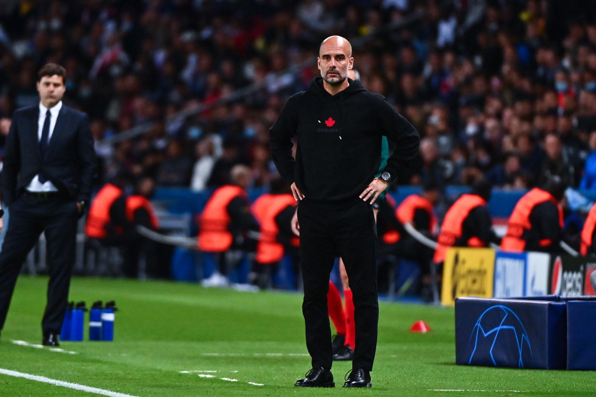 PSG/City - Guardiola en conf : l'efficacité, Messi, le jeu et son amour pour Verratti