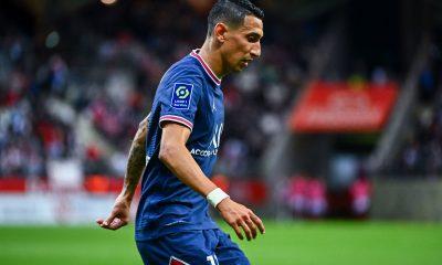 Di Maria est suspendu pour 3 matchs en Ligue des Champions
