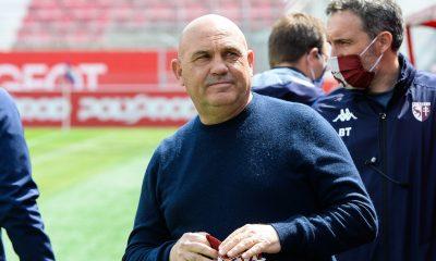 """Metz/PSG - Antonetti """"On est en première division pour jouer ce genre de match"""""""