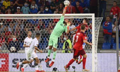Suisse/Italie - Donnarumma et Verratti ont joué lors du match nul
