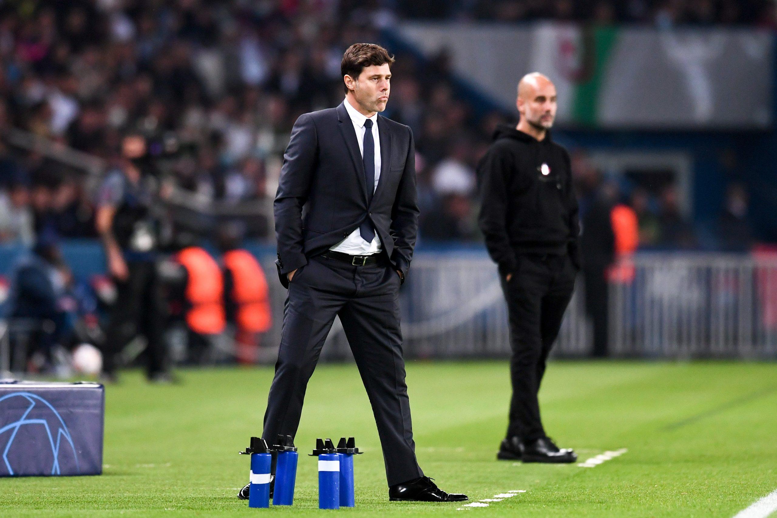 PSG/City - Pochettino se réjouit pour Messi et le trio offensif