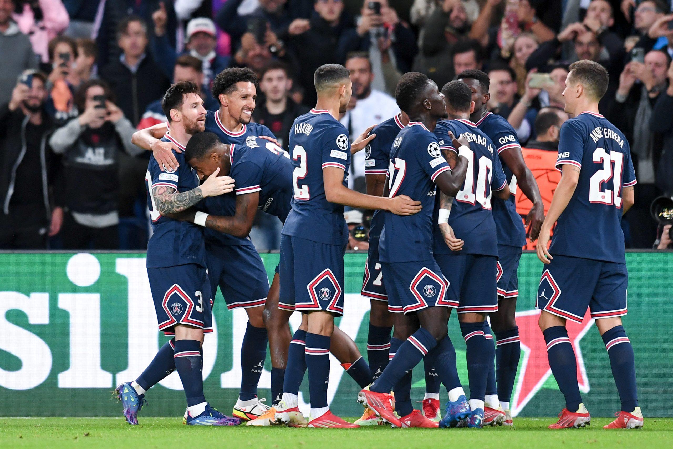 PSG/City - Qui a été le meilleur joueur parisien ?