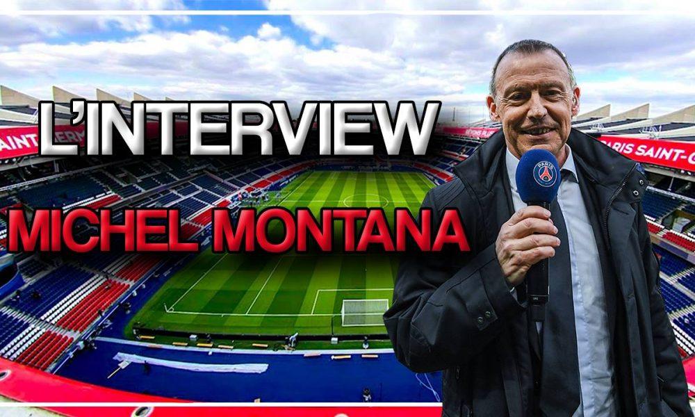 """Interview - Michel Montana, speaker du PSG, nous parle des huis clos et de la reprise """"c'est juste fou"""""""