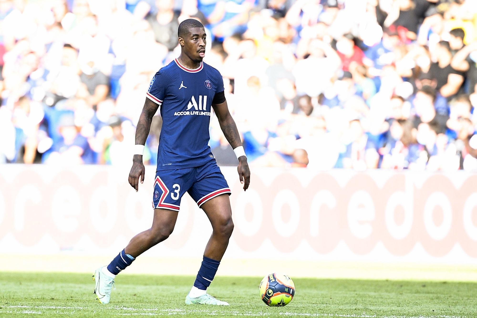 """Kimpembe a encore """"une petite alerte"""" à la cheville, indique L'Equipe"""