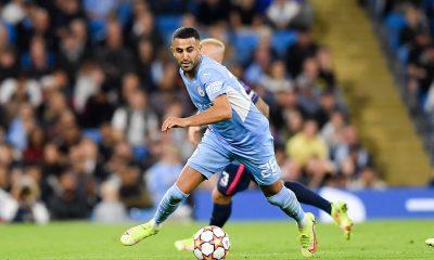 """PSG/City - Mahrez affiche de la confiance """"On veut imposer notre jeu et gagner."""""""