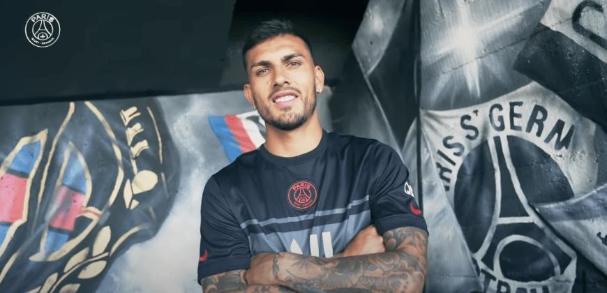 Le PSG utilisera son maillot third 2021-2022 pour la première fois face à Montpellier