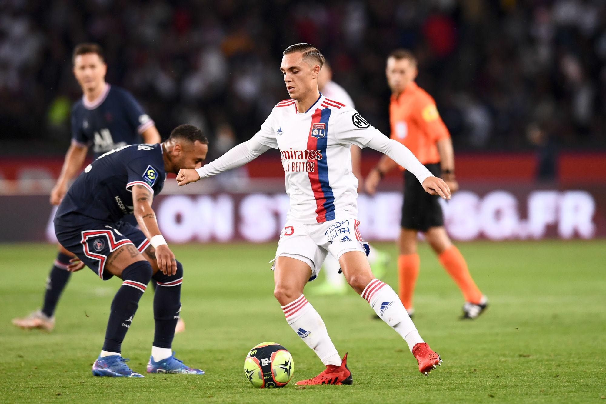 """PSG/Lyon - Caqueret """"On n'a pas su tenir le score donc c'est une grosse déception"""""""