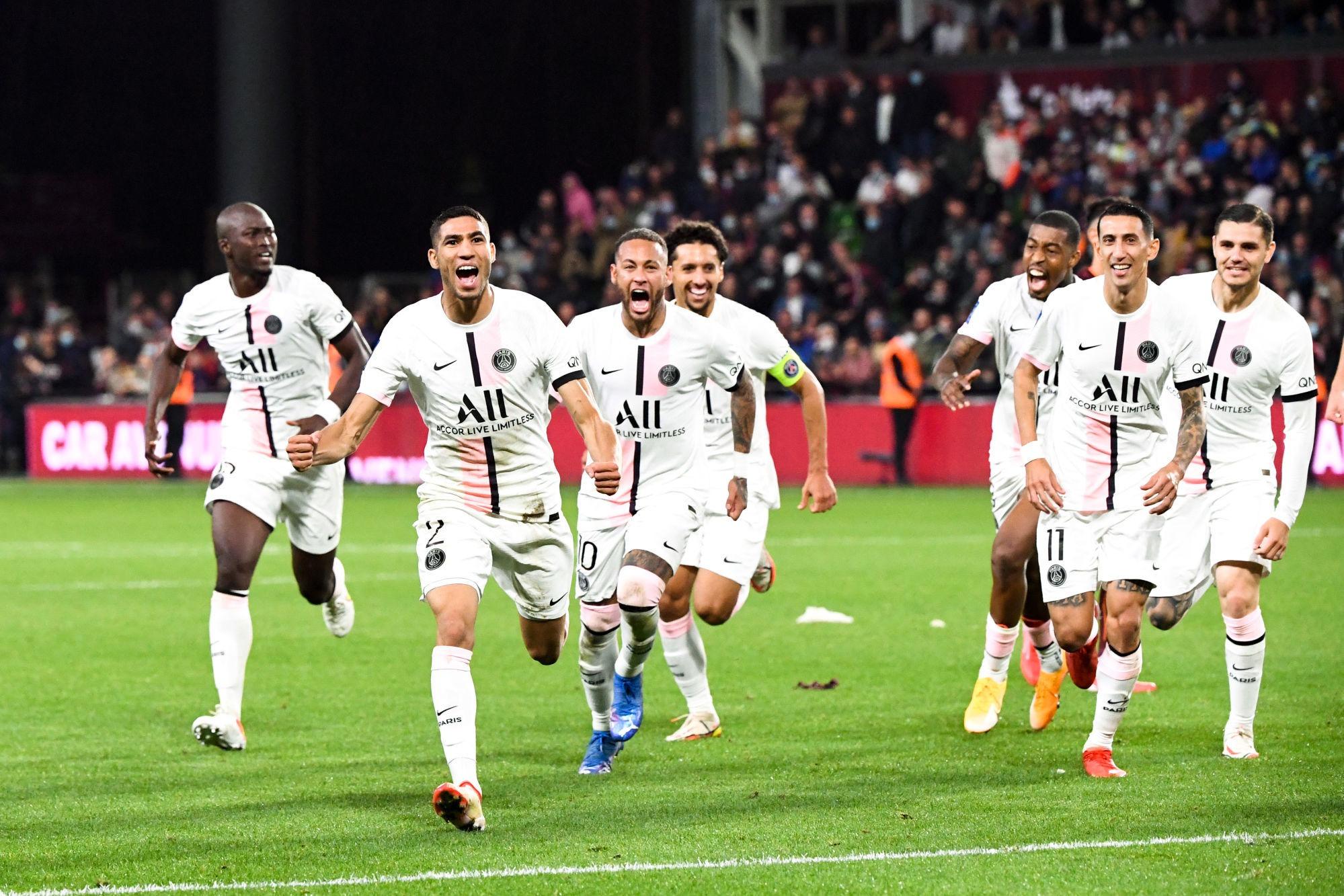 Metz/PSG - Qui a été le meilleur joueur parisien ?
