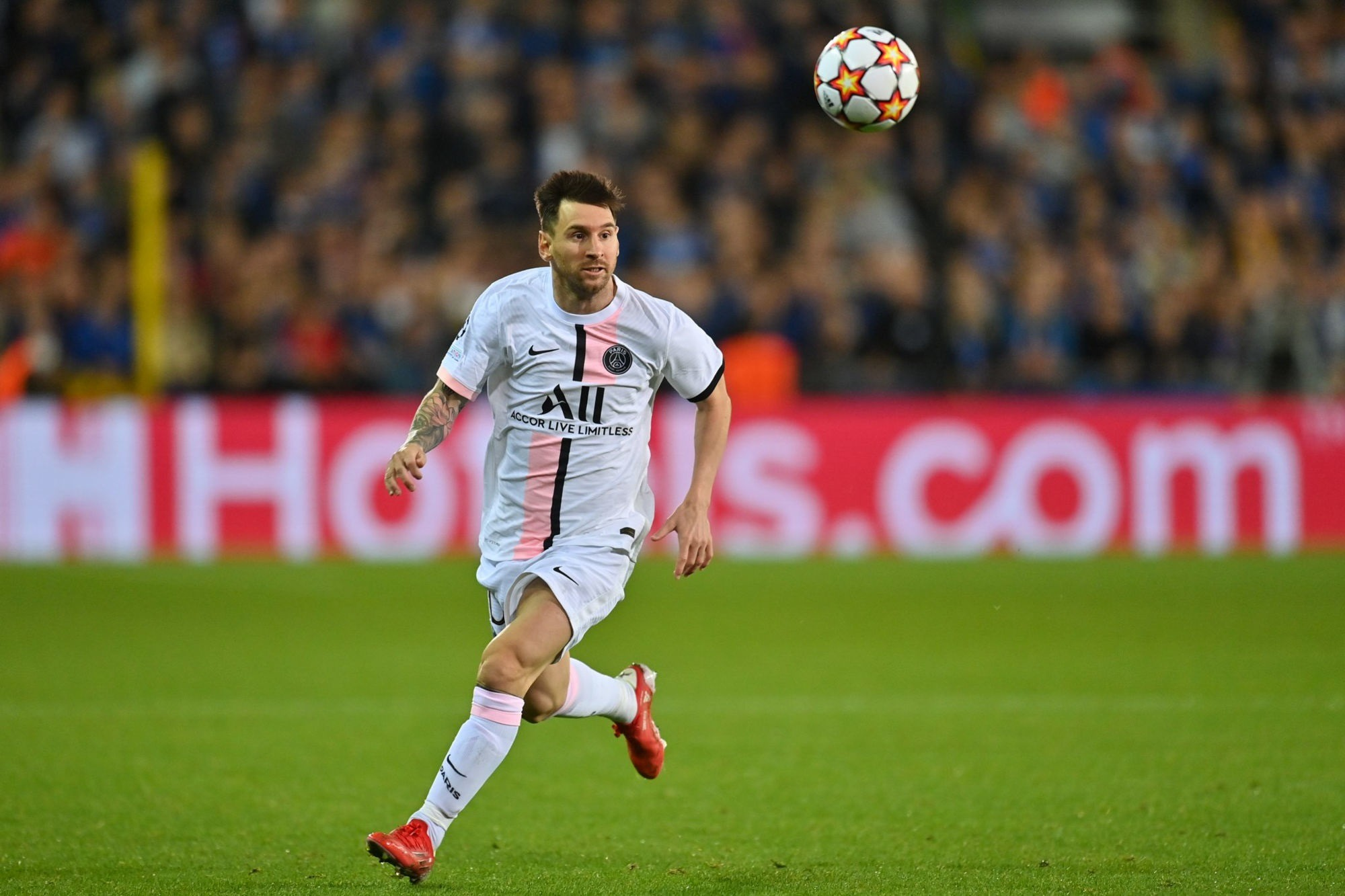 "Messi et Pochettino, ""il n'y a aucun problème"" confirme RMC Sport"