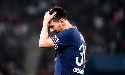 La douleur ressentie par Messi confirmée, il ne s'est pas entraîné ce lundi