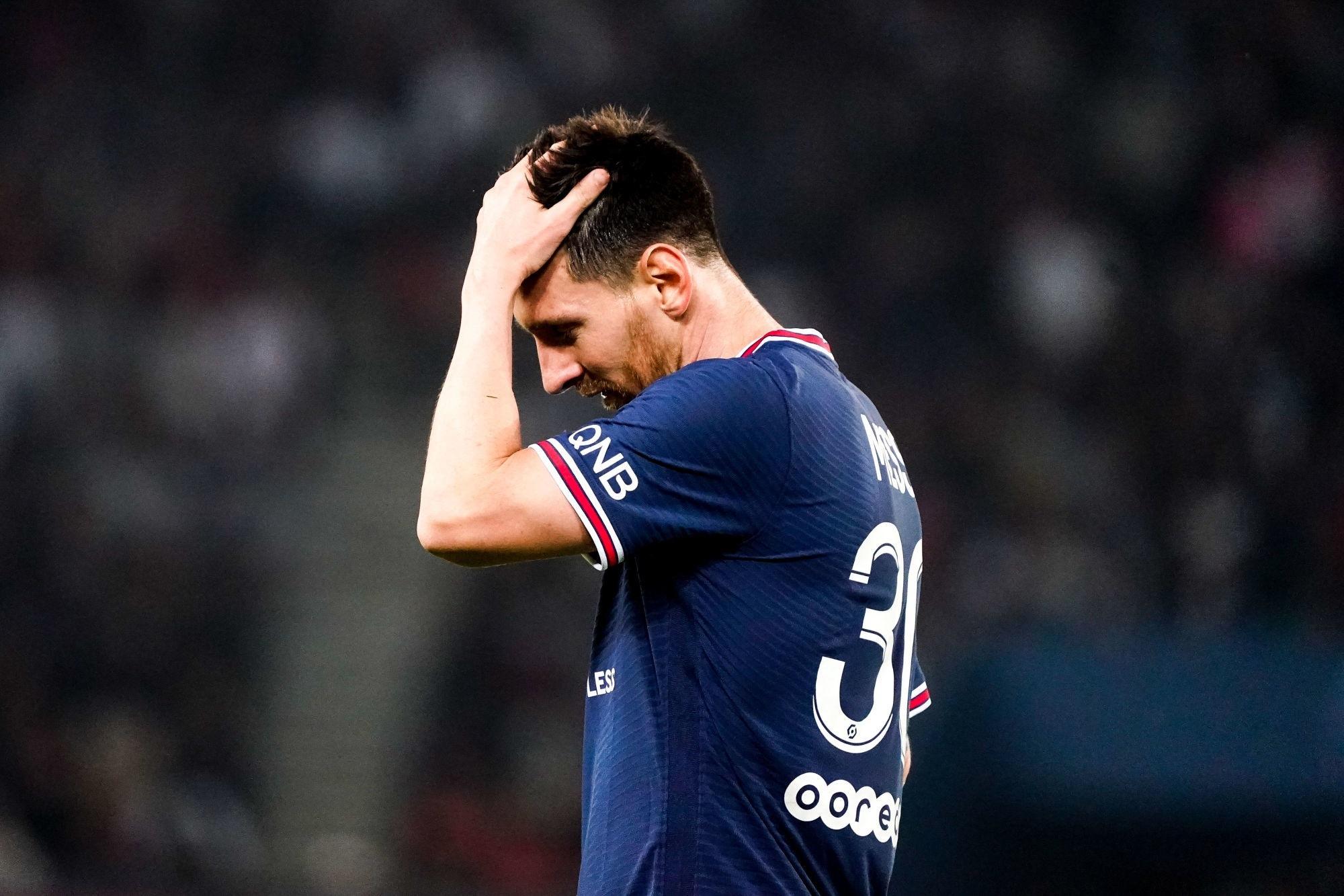 """PSG/Manchester City - Messi est encore """"incertain"""", d'après RMC Sport"""