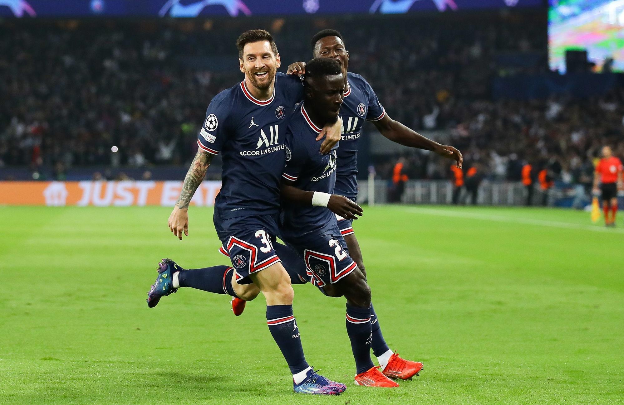 Bitton dithyrambique sur Messi, Verratti et Gueye après PSG/City