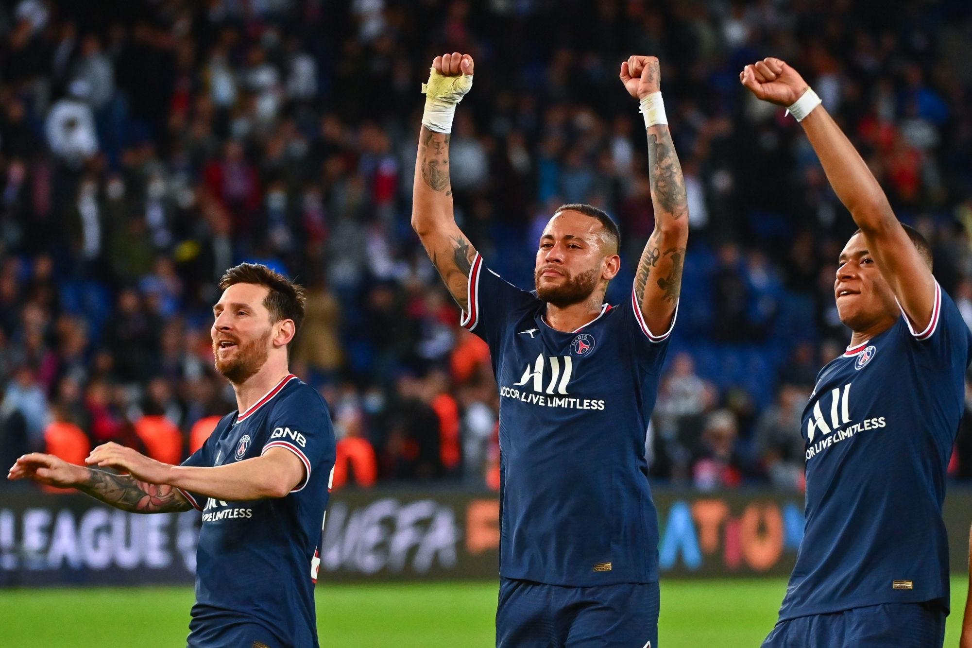 Makonda revient sur l'important travail défensif de Neymar face à City