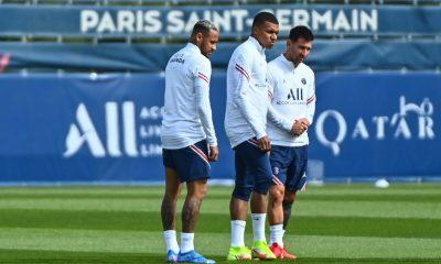 PSG/City - Suivez le début de l'entraînement parisien ce lundi à 11h