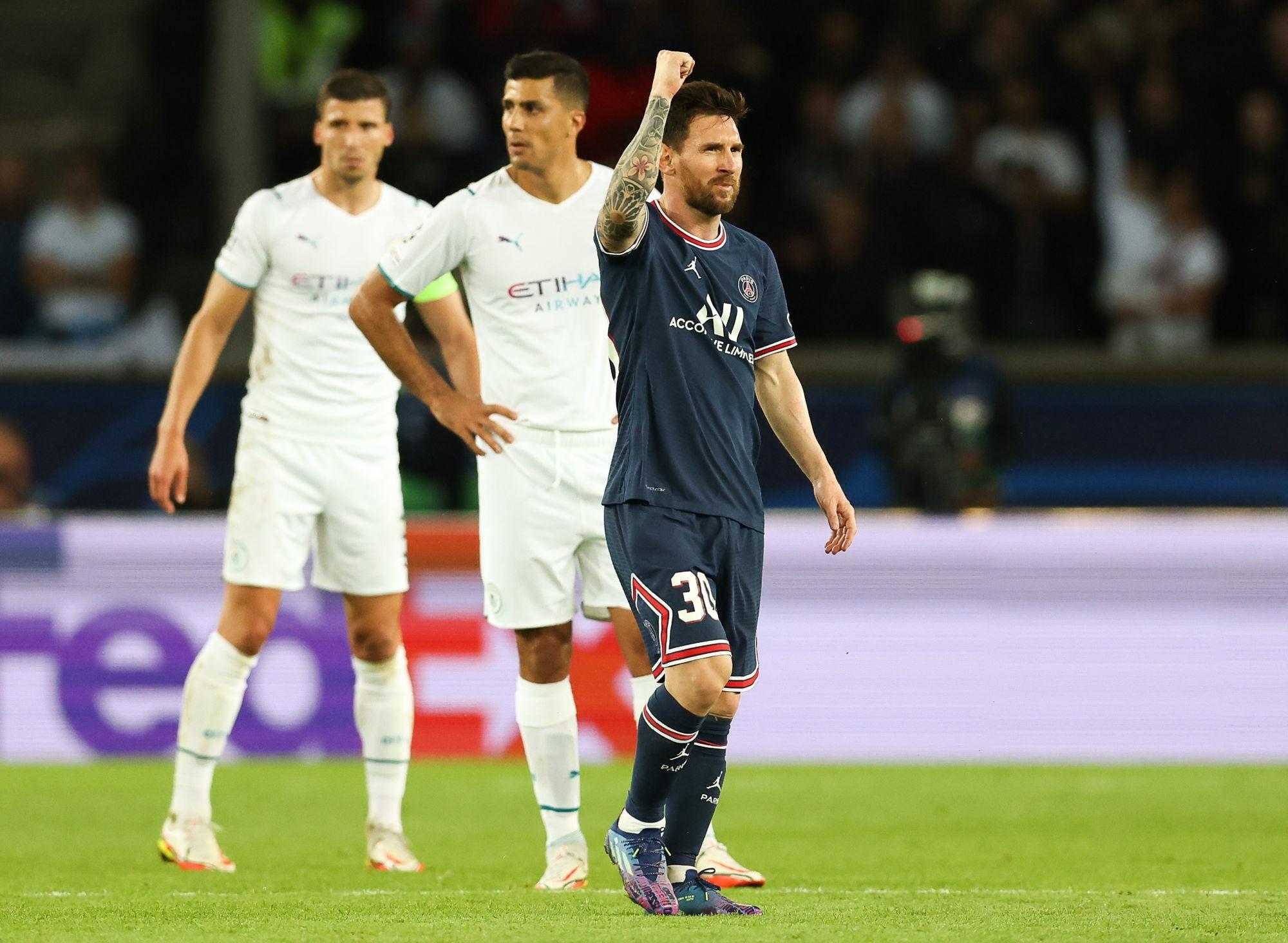 LDC - Le but de Messi face à City élu le plus beau de la 2e journée