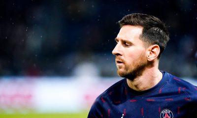 Messi se dirigeait aussi vers une absence pour PSG/Montpellier