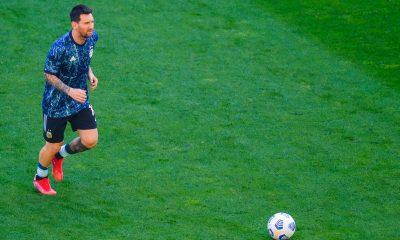 """Messi revient sur le tacle reçu contre le Venezuela """"à ce moment-là, j'étais inquiet"""""""