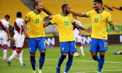 Résumé vidéo Brésil/Uruguay (4-1)