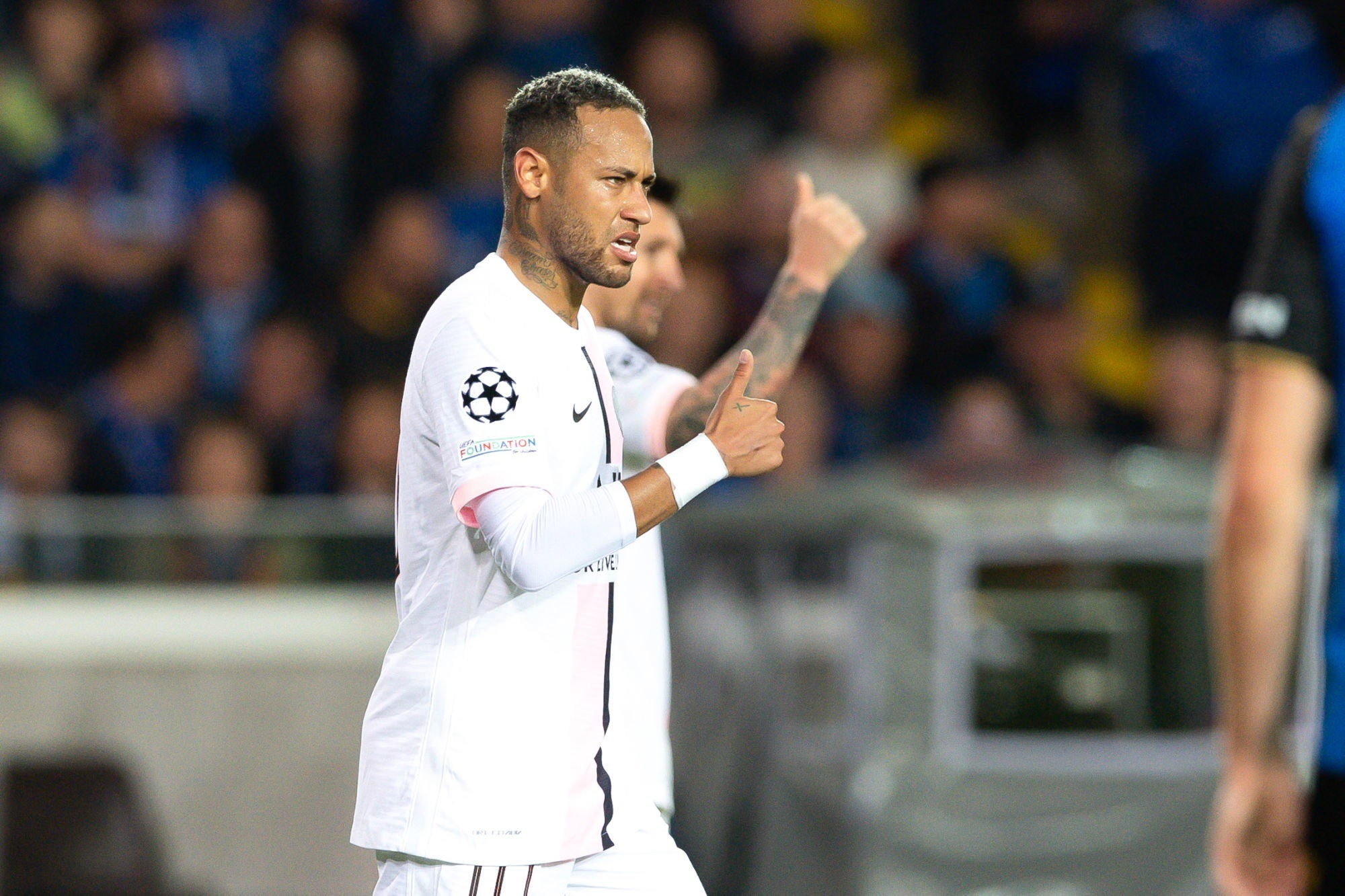 Les propos de Neymar sur son avenir «ça le rend humain», assure Di Meco