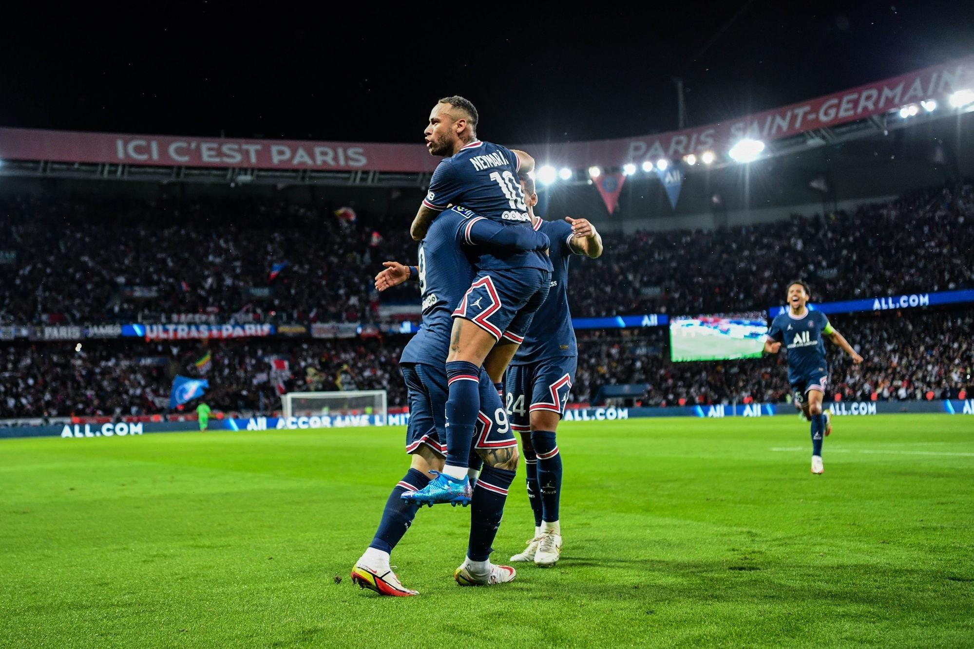 PSG/Lyon - Les notes des Parisiens dans la presse : Neymar joueur du match