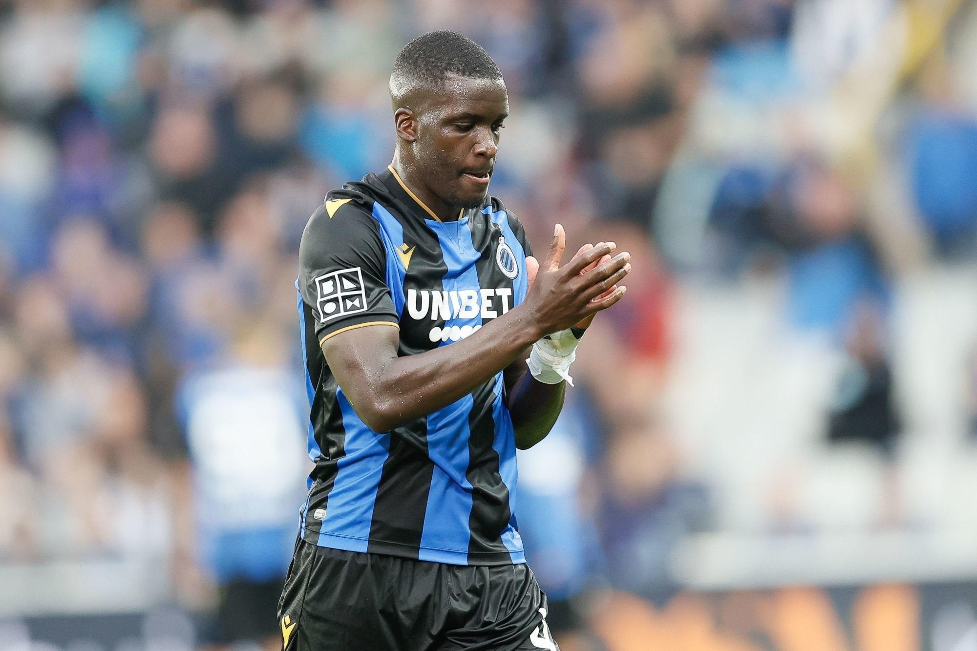 Bruges/PSG - Nsoki évoque ce match particulier et son départ de Paris