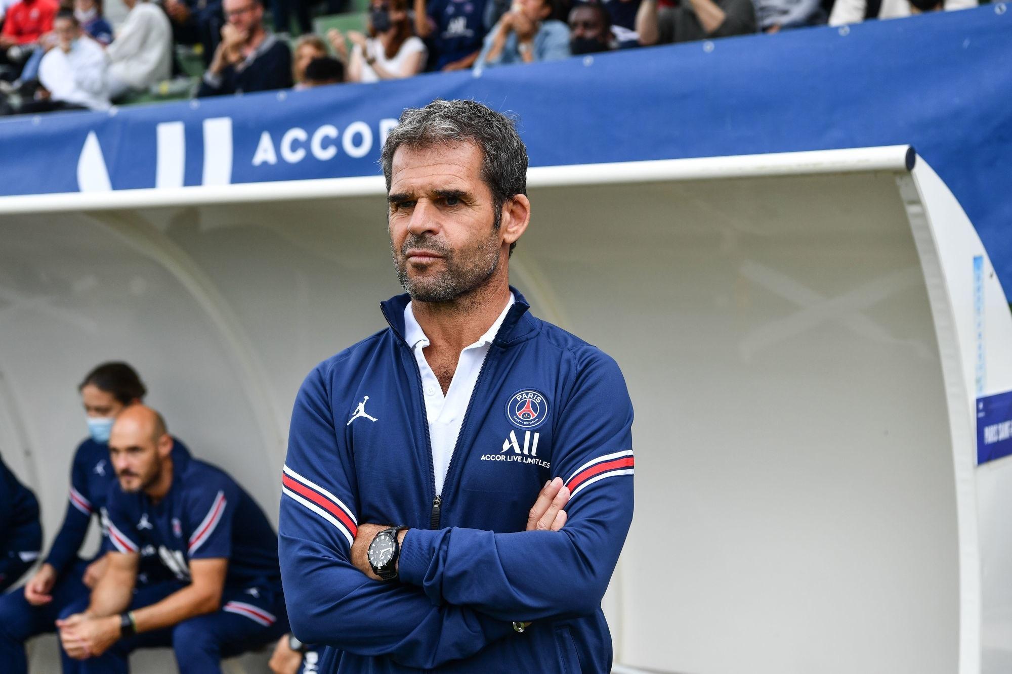 """PSG/Paris FC - Malgré la victoire, Ollé-Nicolle veut une équipe """"plus tueuse"""""""