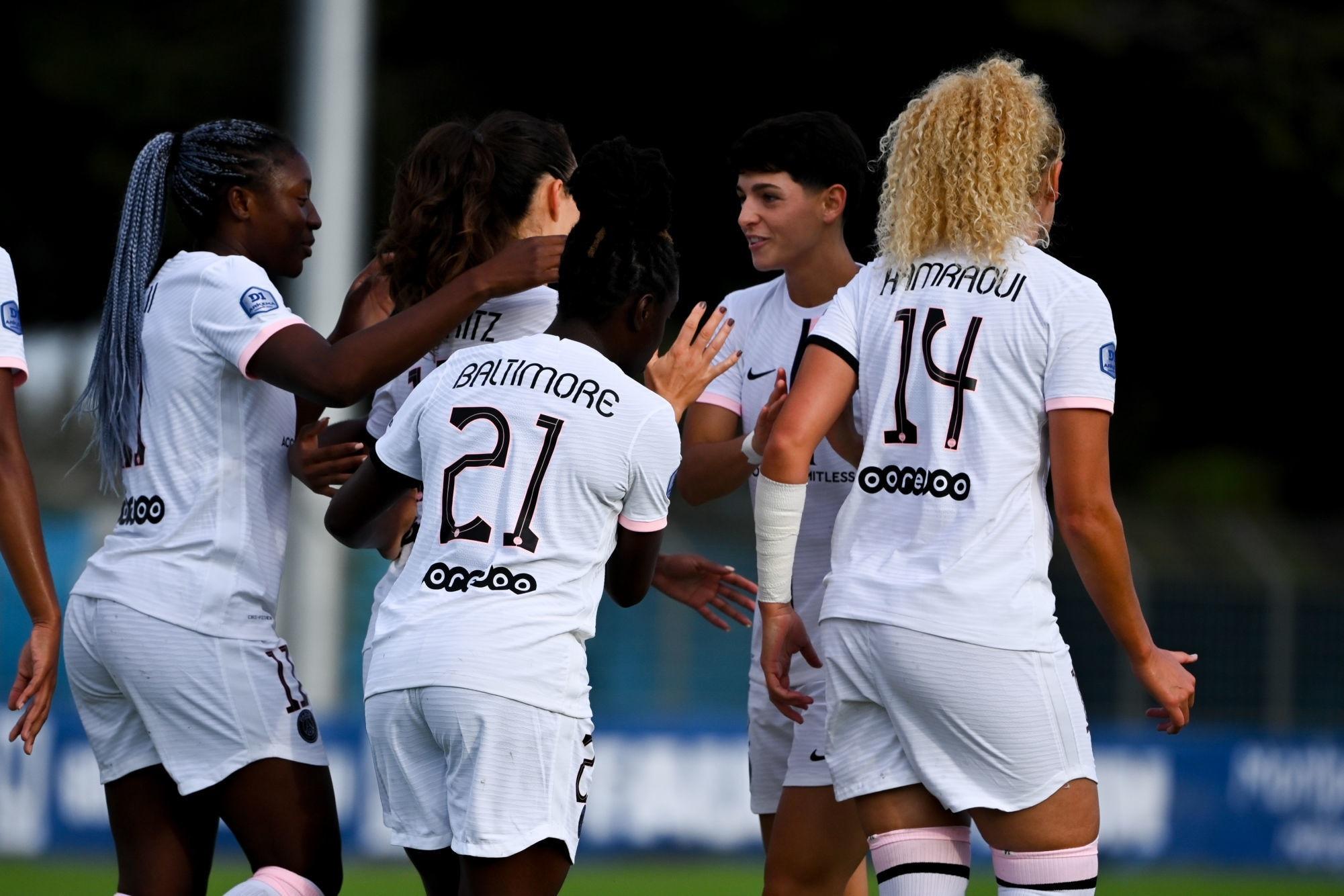 Soyaux/PSG - Les Parisiennes s'imposent, Karchaoui sort sur blessure