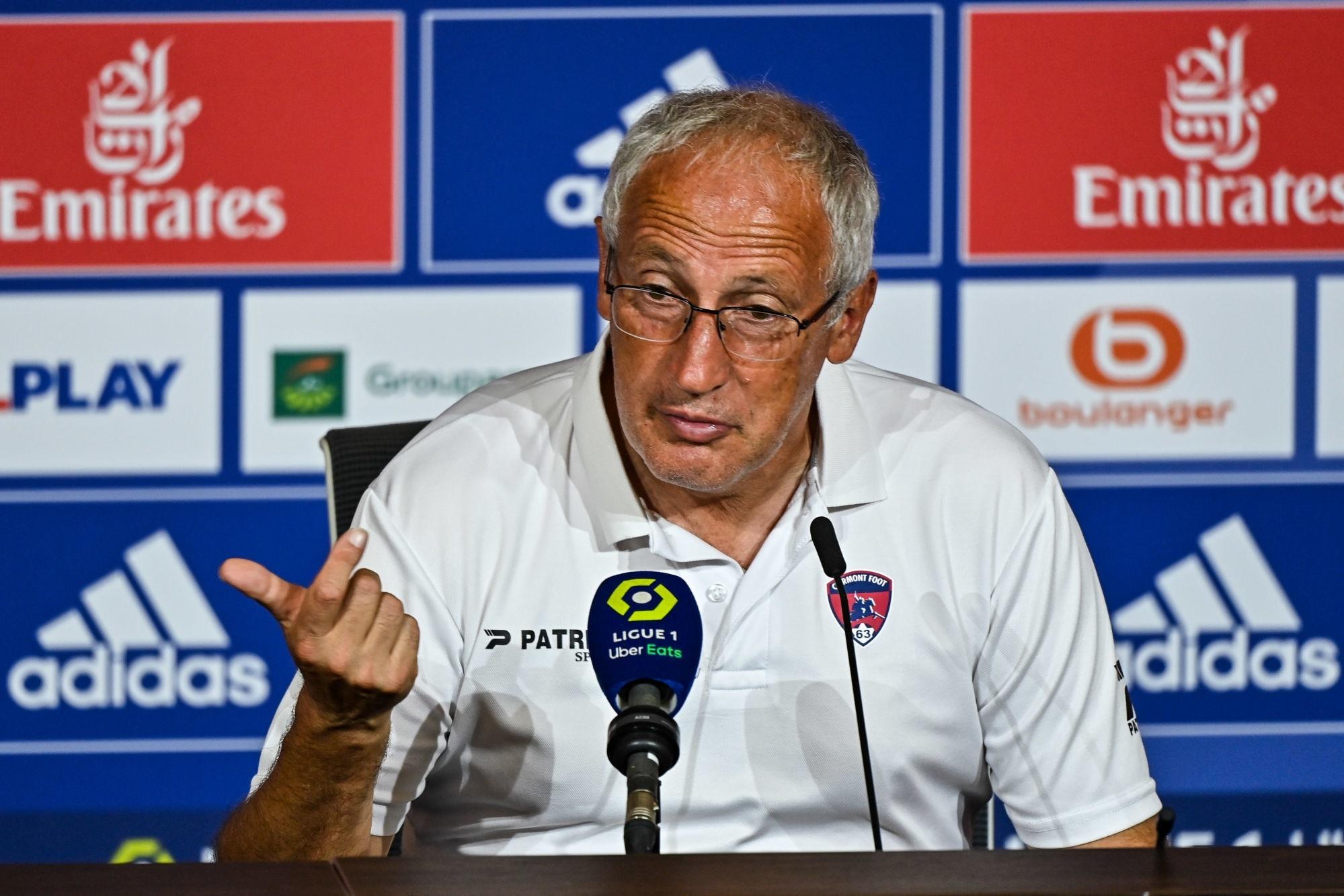 """PSG/Clermont - Gastien remercie Paris pour ses stars et pense à """"gagner"""" en jouant"""