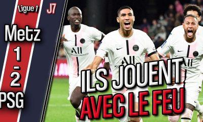 Podcast Metz/PSG (1-2) - Victoire mitigée : Neymar, Mbappé, Danilo et inefficacité