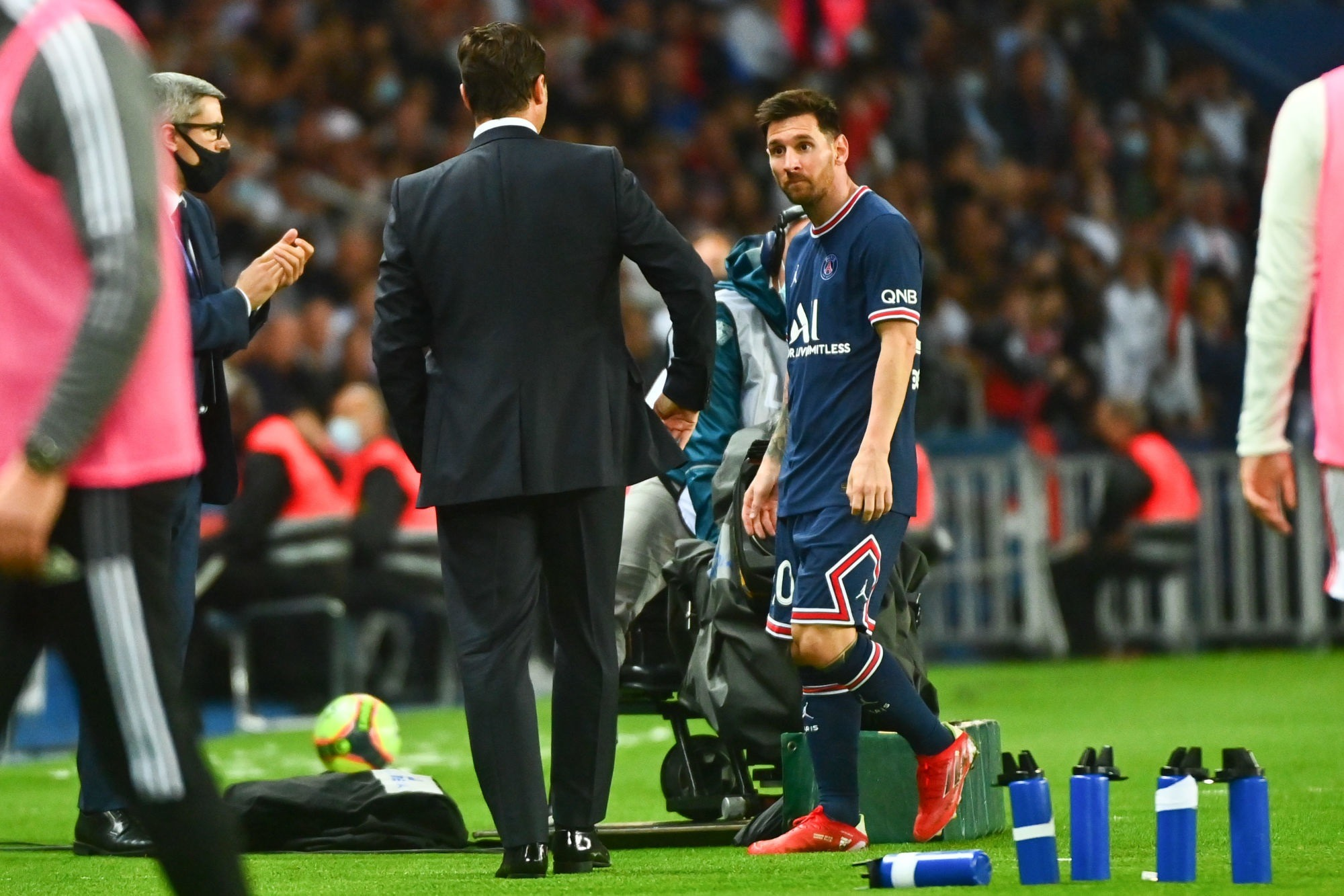 Pochettino se confie : Ramos, Mbappé et son avenir, ainsi que Messi et Neymar