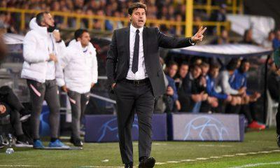 """Bruges/PSG - Pochettino """"nous devons rester calmes et analyser pour aider l'équipe à s'améliorer"""""""