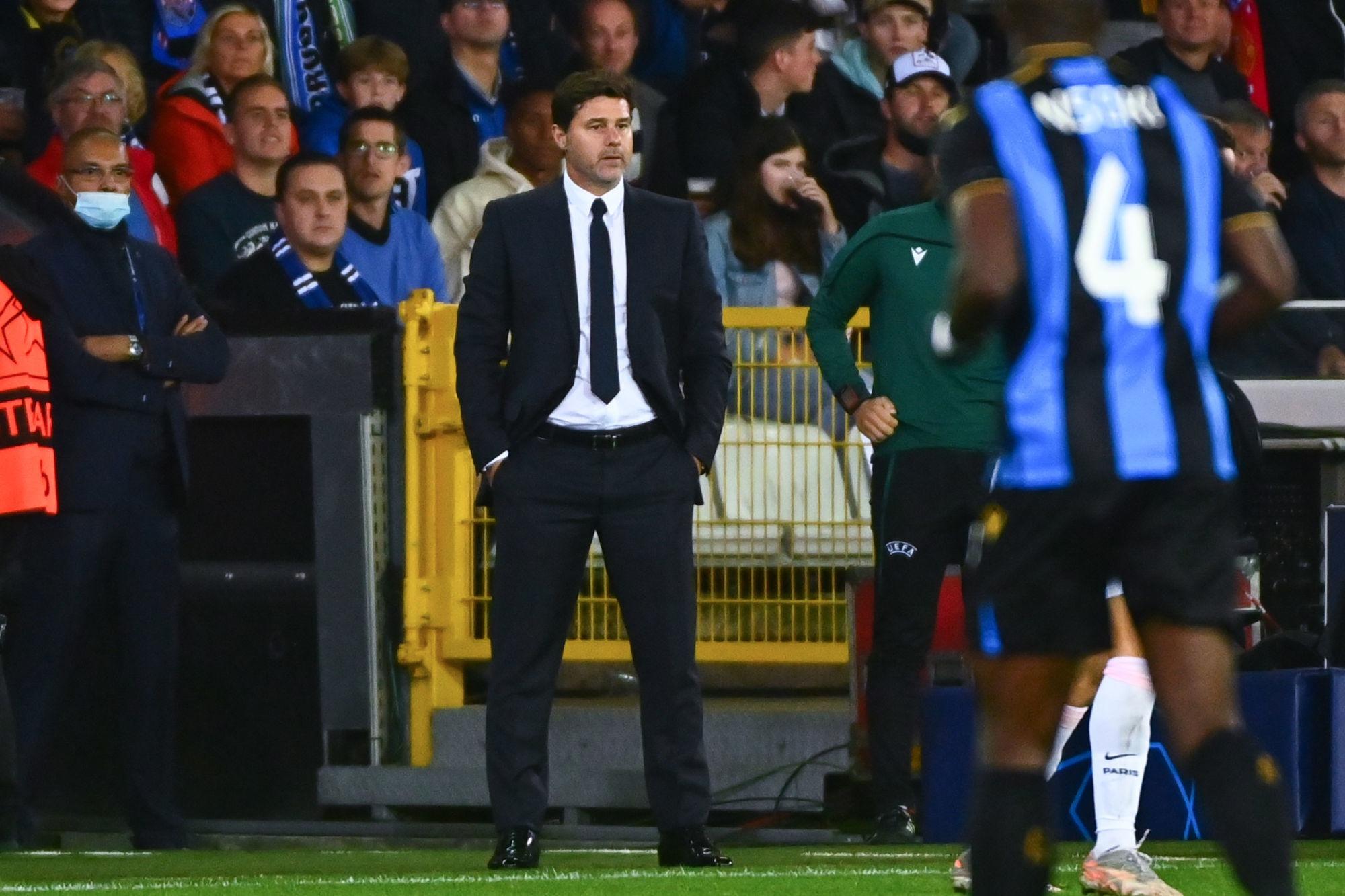 Rothen revient sur le nul du PSG face à Bruges et la «bêtise» de Pochettino