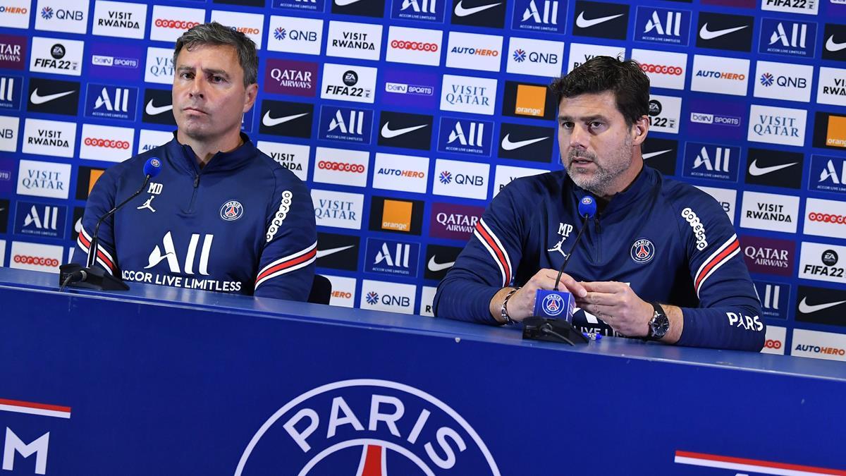 Les images du PSG ce mardi: Conférence de presse avant Metz/Paris & anniversaire de Kehrer