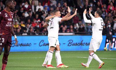 Résumé Metz/PSG (1-2) : La vidéo des buts et temps forts