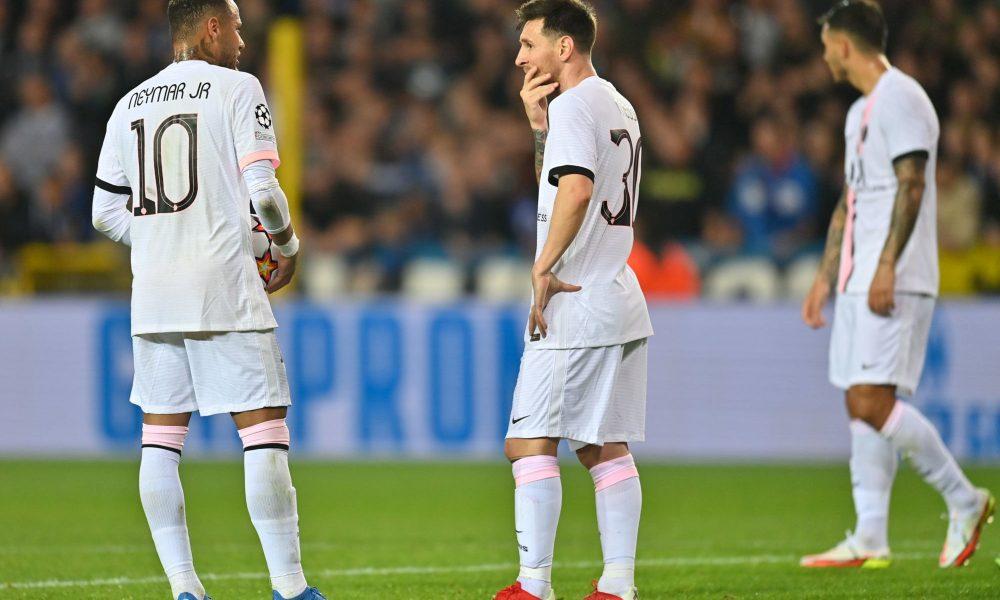 Les critiques envers le trio du PSG sont «trop excessive», selon Schneider