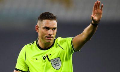 Bruges/PSG - Schärer arbitre du match, attention aux cartons jaunes