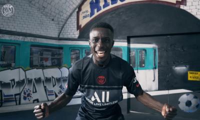 Officiel - Le PSG annonce son maillot third pour la saison 2021-2022