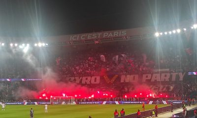PSG/Lyon - Vu du Parc : musique, Mbappé pas sifflé, tension et célébrations
