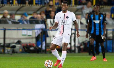 PSG/Lyon - Wijnaldum devrait être prêt malgré une douleur à cheville contre Bruges
