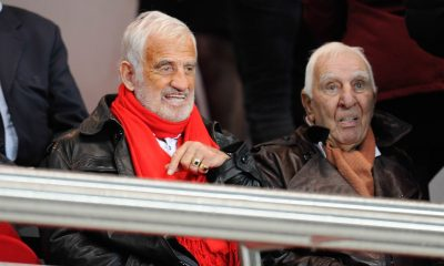 Nasser Al-Khelaïfi rend hommage à Belmondo qui «a aidé le PSG à grandir»