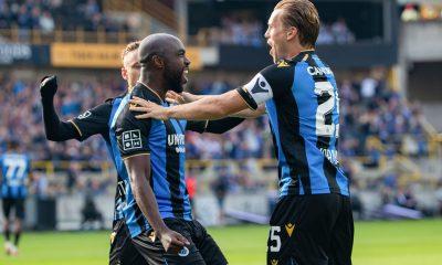 LDC - Bruges s'impose facilement contre Oostende avant de recevoir le PSG