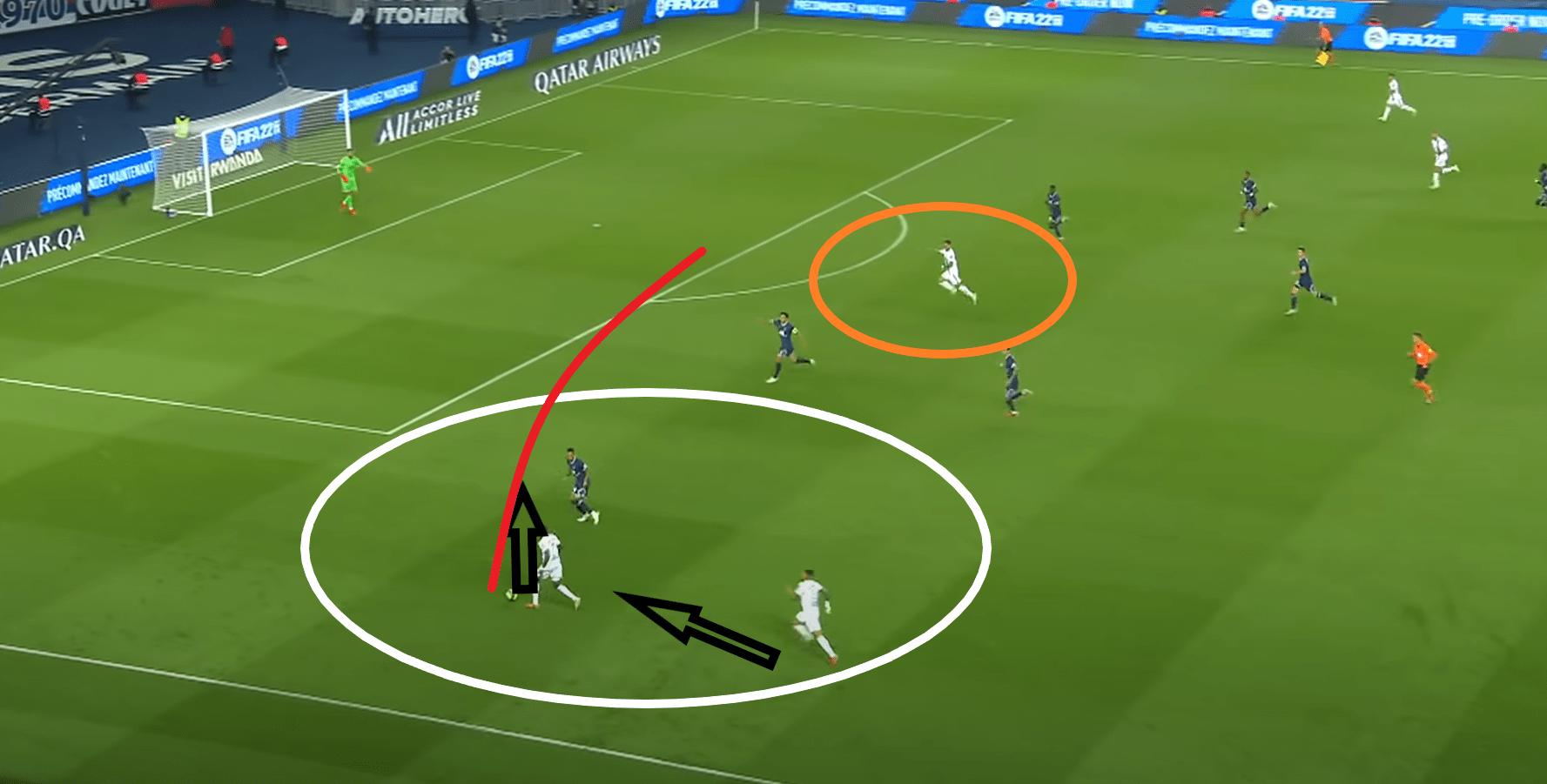 PSG/Lyon - L'analyse des faits marquants : un but étrange et la présence dans la surface