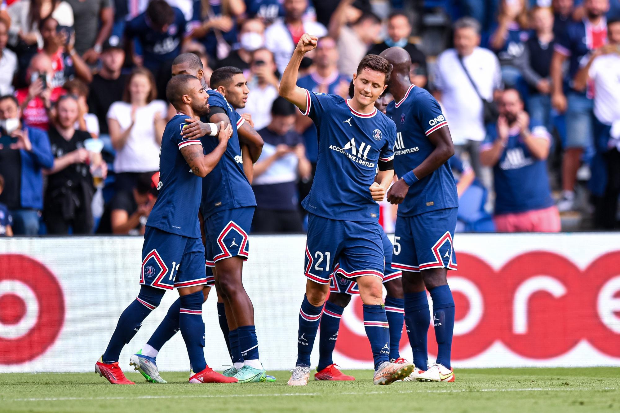 Résumé PSG/Clermont (4-0) : La vidéo des buts et temps forts du match