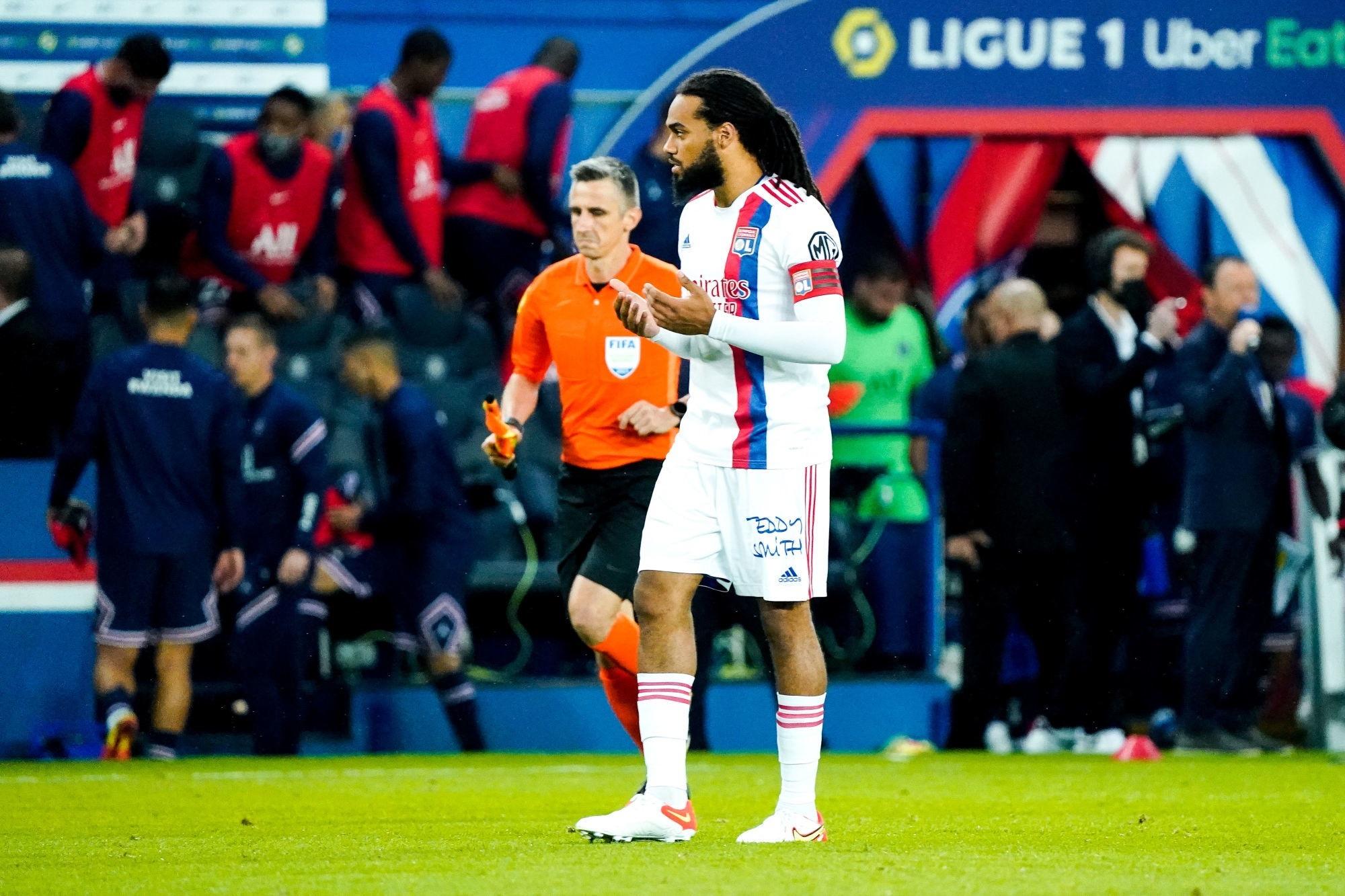 """PSG/Lyon - Denayer ne cache pas que """"Le résultat fait mal"""""""